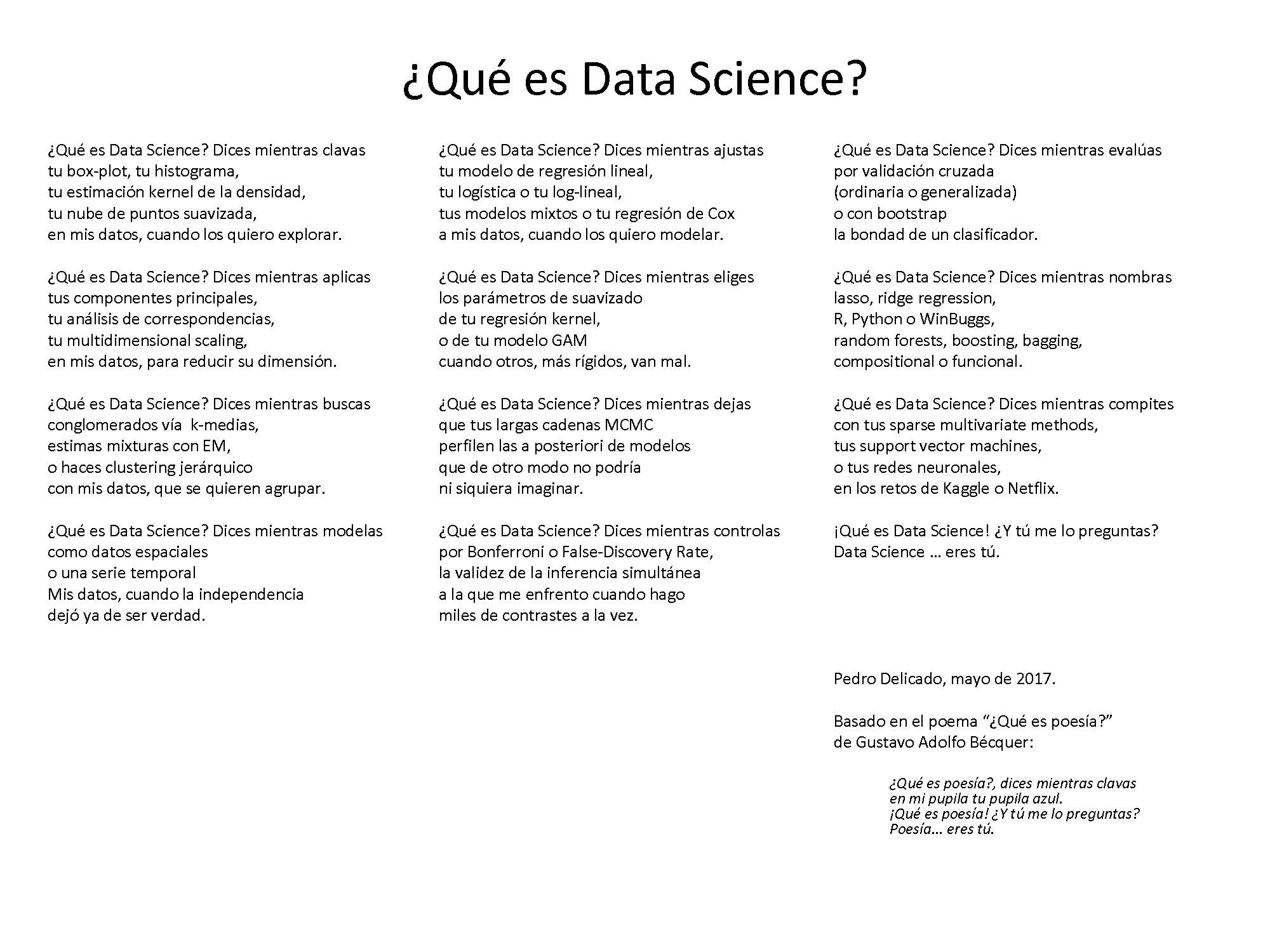 Què és Data Science?